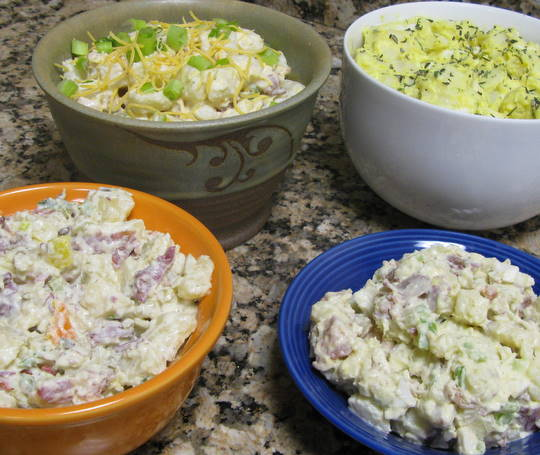 Potato Salad Potluck