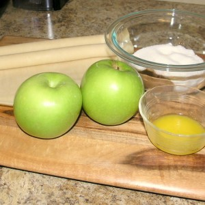 Apple Pie Bites Ingredients