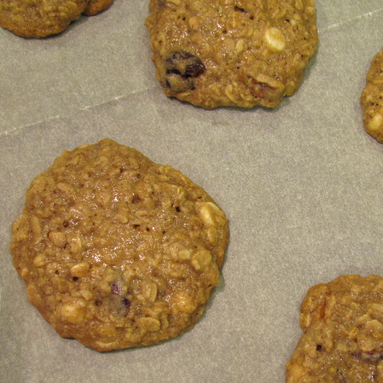 Everything Cookies - cooked