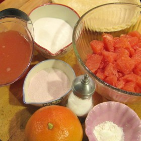 grapefruit pie you will need 4 medium to large rio star grapefruit ...