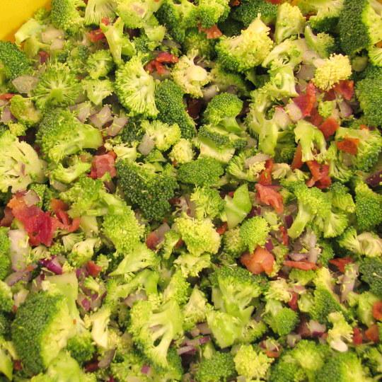 Broccoli Salad - Bacon