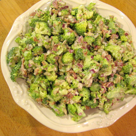 Broccoli Salad - Final