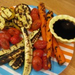 Grilled Veggies - 5