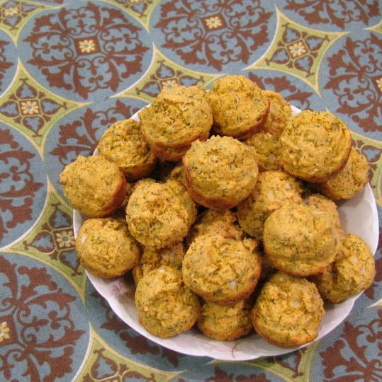 hushpuppies - baked