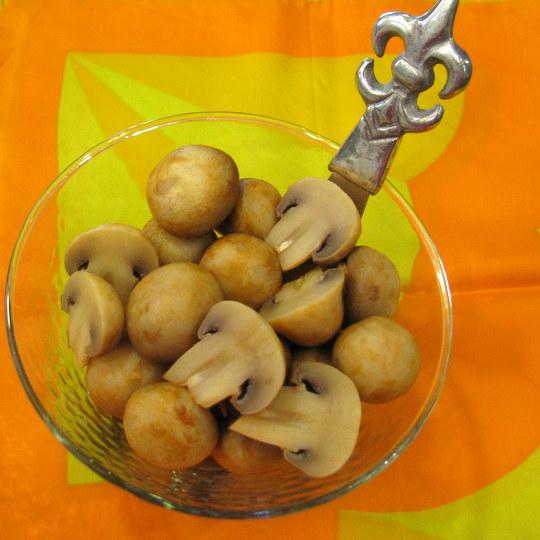 Atomic Mushrooms