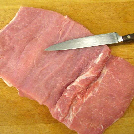 Stuffed Pork Roast
