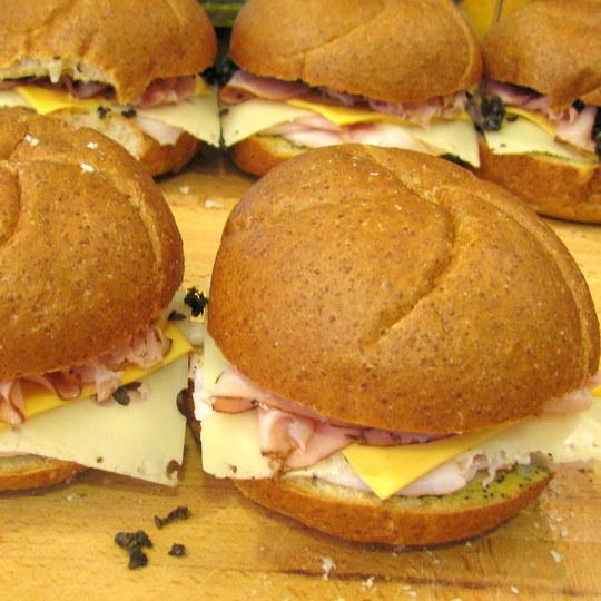 Tailgate Sandwiches