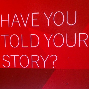 TFB Have you told your story?