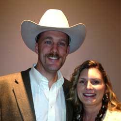 Texas farmer John Paul Dineen III