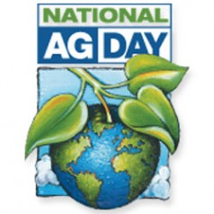 Celebrating food on National Ag Day