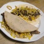 Slow Cooker Brisket Tacos