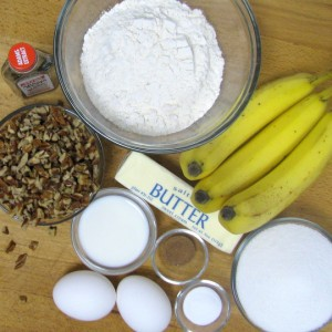 Back to Basics: Banana Nut Bread