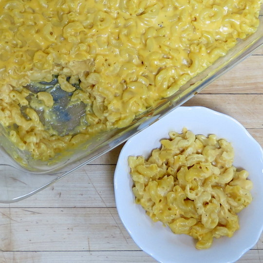 Back to Basics: Macaroni and Cheese