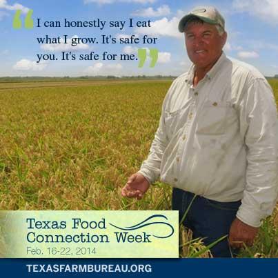 Texas Food Connection Week 2014