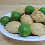 Key Lime White Chocolate Chip Cookies