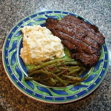 02.22.14Blog_Steak_GreenBeans_MashedPotatoes