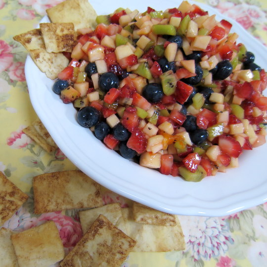 Tangy Fruit Salsa