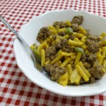 Macaroni and Meat