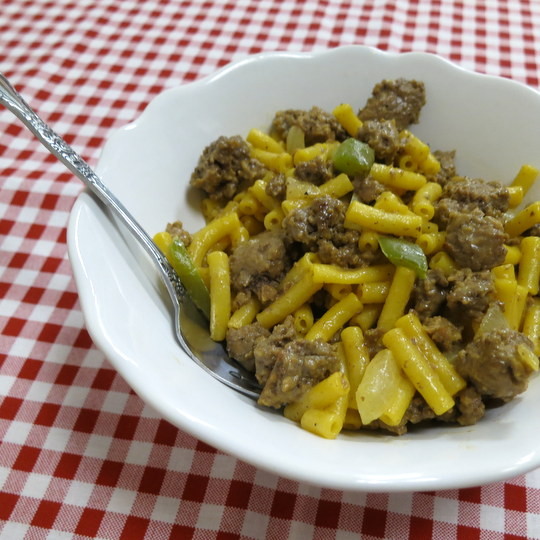 Macaroni and Meat