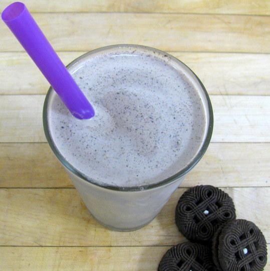 Cookies N' Cream Malted Milkshake