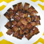 Sweet Bacon Crackers