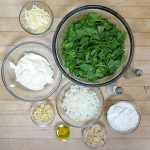 Back to Basics: Spinach Dip