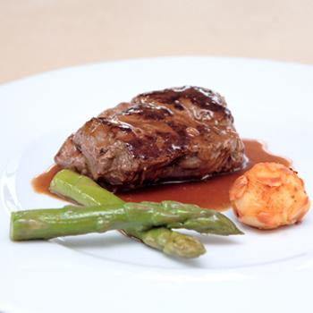 small steak