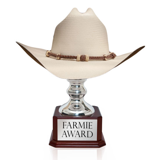 Farmie Award_TexasFarmBureau