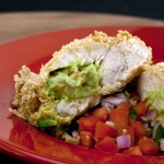 Tex-Mex Stuffed Chicken