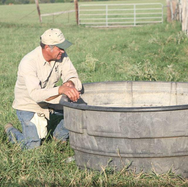 Texas farmers