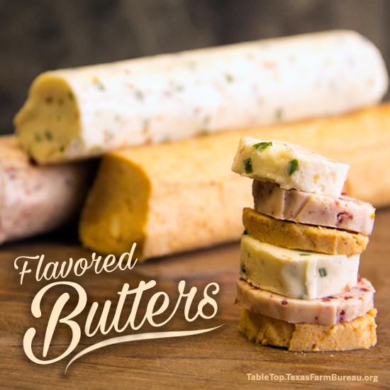 Flavored Butter