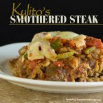 Kylito's Smothered Steak