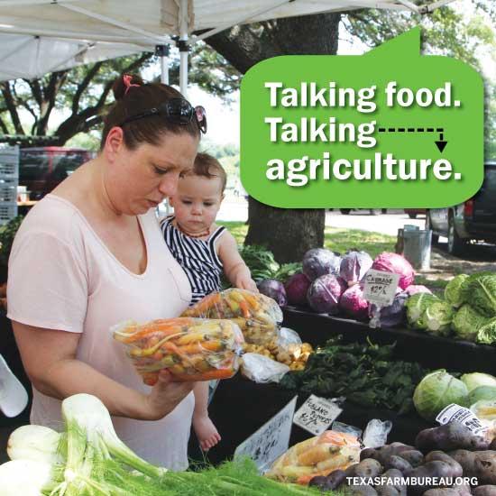 Food conversations
