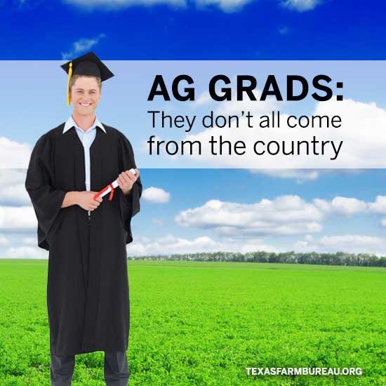 Ag grads