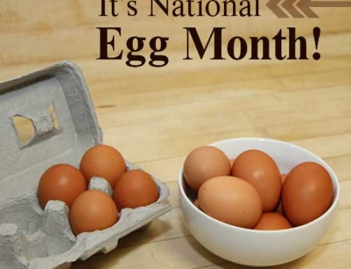 No 'yolking' around: It's National Egg Month