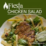 Fiesta Chicken Salad Recipe