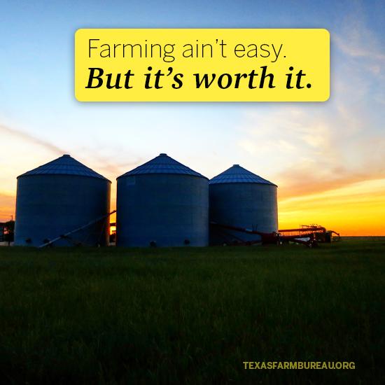farming ain't easy