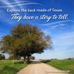 Explore the back roads of Texas