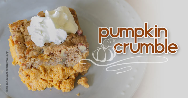 pumpkin-crumble