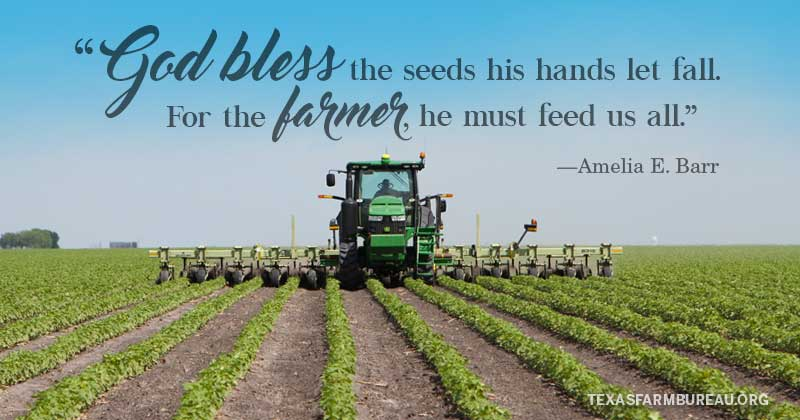 'The Farmer' video tells the story of agriculture