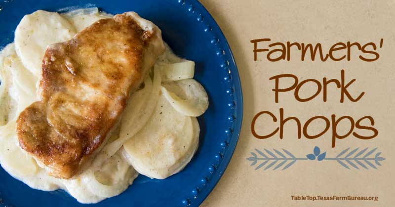 farmers pork chops