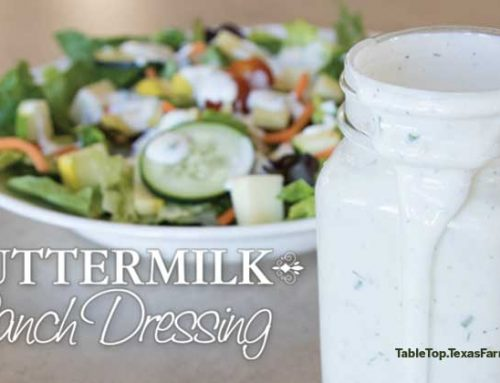 Back to Basics: Buttermilk Ranch Dressing