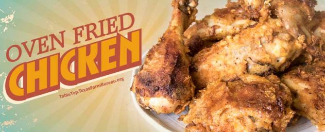 Oven-Fried-Chicken