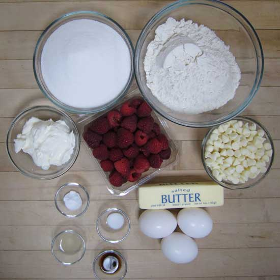 Can You Make Cakes With Strong White Flour