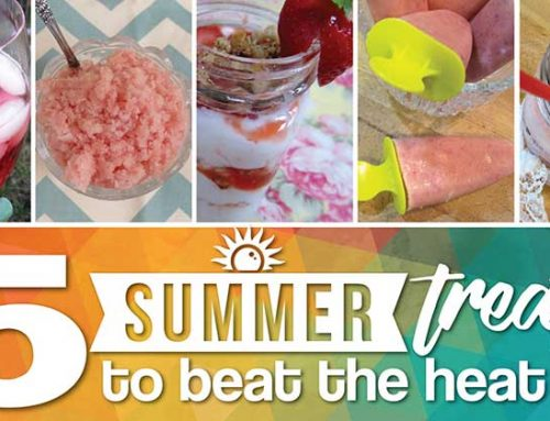 5 treats to beat the summer heat