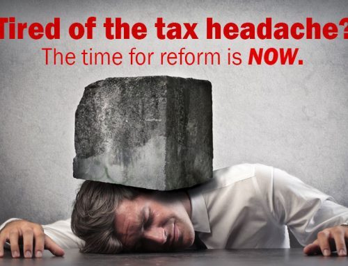 Changing the tax code