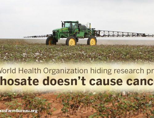 Unraveling the truth on glyphosate
