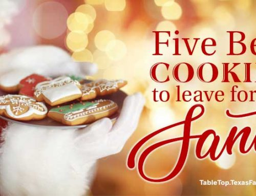 5 Best Cookies to Leave for Santa