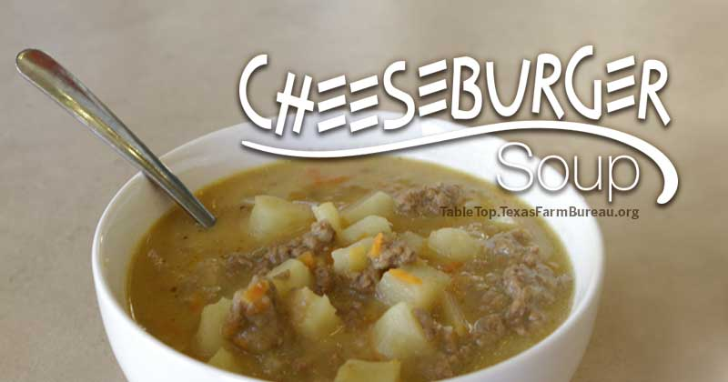 CheeseburgerSoup