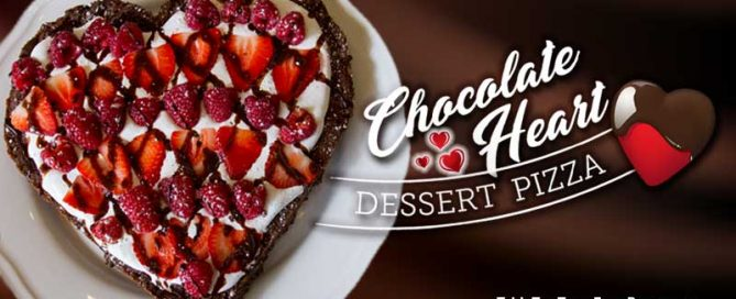 Chocolate-Heart-Dessert-Pizza